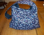 handmade pleated hobo bag handbag purse clutch pockebook