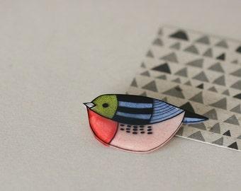Pipit Pin