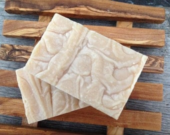 Amber and Sandalwood soap