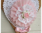 Valentine Ornament Shabby Chic Heart Banner Valentine's Day Decoration for valentine's Day  Party Valentine Decoration