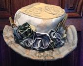 Steampunk Neo Victorian Ripper Street Womens Top Hat