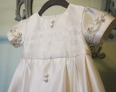Baptismal Gown - RESERVED for Kinzie