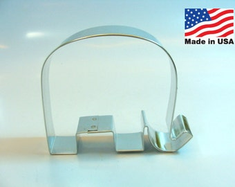 GOP Elephant  4.5 inch Metal Cookie Cutter