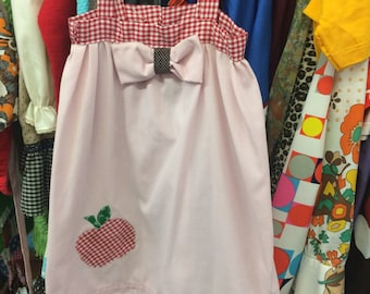 Apple Sun Dress 5T