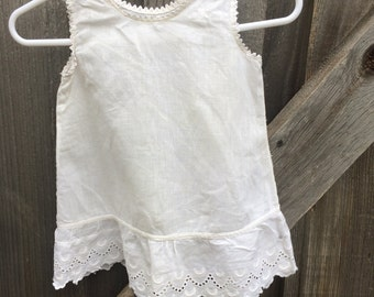 1930s Baby Gown 9/12 Months