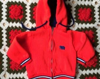 60s Penney's Sweatshirt 12/18 Months
