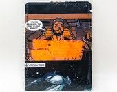 Sewn Comic Book Wallet - Mass Effect - Jeff Design 2