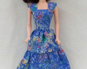 "11.5"" Fashion Doll Dress Handmade by GrizzlyCreek"