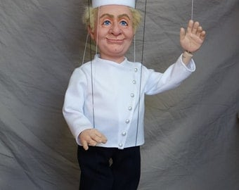CHEF  marionette limited edition