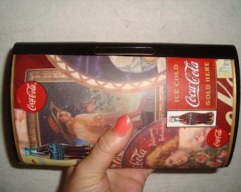 Coca Cola Clutch