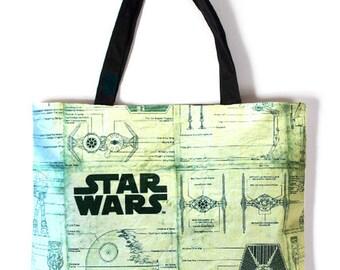 Star Wars Schematic Carry Bag