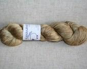SALE! - Designer Sock Yarn Destash - 400yd - Alexandra's Crafts Silver Creek - Olive