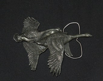 Canadian Geese buckle