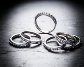 sale- PLAIN CHAMELEON stackable ring