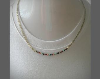 Classy Granola necklace