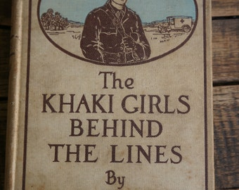 Khaki Girl Book 1918
