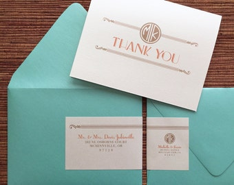 DEPOSIT Guest Address Labels Printing / Return Address / Wedding Party