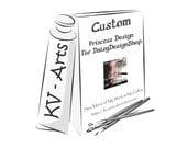 Custom Listing for DaisyDesignShop