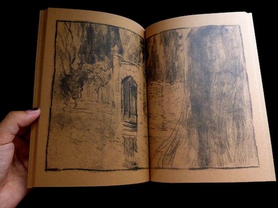 winter 2002 venezia (Comic Book - Road Comics - Travel Sketch Book - Art Zine)
