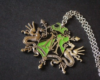 Ministry of Defence necklace