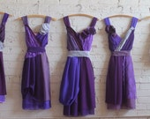 Individual Final Payments for Rebecca Avery's Custom Bridesmaids Dresses