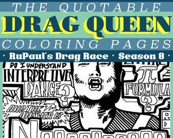 kim chi rpdr drag queen quote ru pauls drag race season 8 ep6 wizards