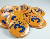 Supply pin buttons