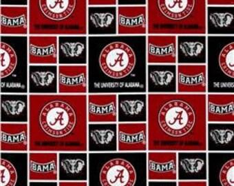 Handmade Checkbook Cover ~ Alabama