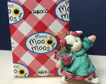 Marry's Moo Moos by Enesco Skater Girl