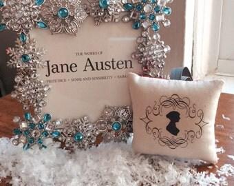 Jane Austen-Pride and Prejudice Holiday Ornament