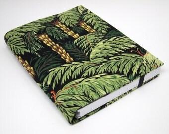 A6 Visual Diary – Mamaku / tree fern