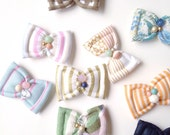 Kid Friendly - Fuwa Bow Hair Clip