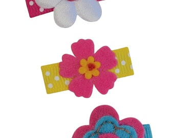 Zoe Baby Snap Hair Clip Set