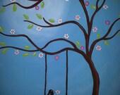 Canvas Art Tree