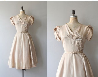 25% OFF.... Eisenberg Originals dress | vintage 50s dress | formal 1950s dress