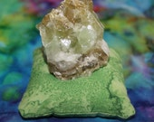 Heart Chakra Pillow - Heart Chakra - Chakra Pillow - Crystal Grid - Crystal Display - Crystal Healer Tool - Reiki - Crystals - SMALL - PLAIN