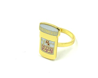 SALE- Crazy For You Ring