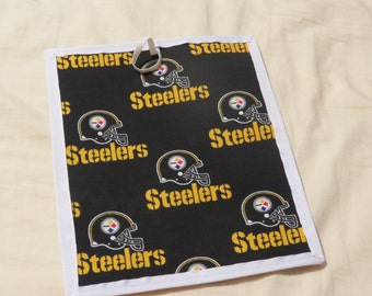 New Pittsburgh Steelers chalkboard placemat
