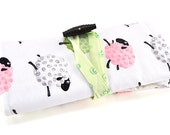 Double Pointed Knitting Needle Organizer - Dpn Case - Leaping Ewe