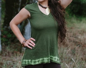 Clover Tunic/Hemp and Organic Cotton