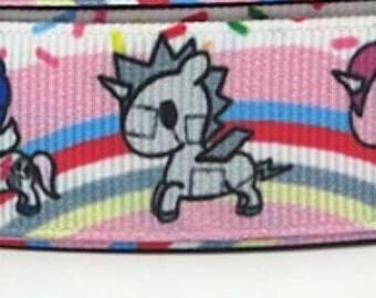 Unicorno unicorn ribbon - 1 yard