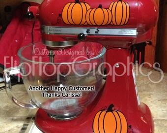 Graphic for Kitchen Mixer - Pumpkins