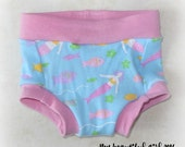 Small Mermaid Dreams... GROW with ME Training Pants - Instock