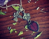 The Nightingale and the Rose Necklace