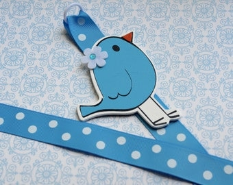 Blue Bird Bowholder
