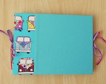 Camper Van Photo Album, Guest Book. Photo Book. Camper vans, Summertime, Vacation