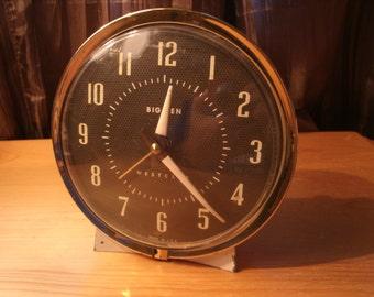 Vintage Big Ben by Westclox Mechanical Clock