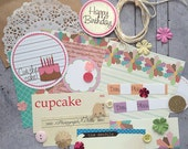Happy Birthday embellishment kit
