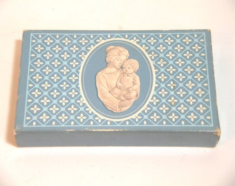 Vintage Avon Soap Set, A Mother's Joy Soap Gift Set, 1983