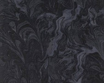 Free Spirit Marble in Licorice 1 yard    YES! I combine shipping and refund overages